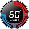 Températures 60° !